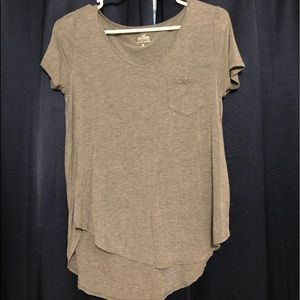 Hollister Scoop Tee